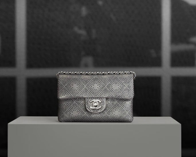 chanel prespring 2013 bag collection spotted fashion
