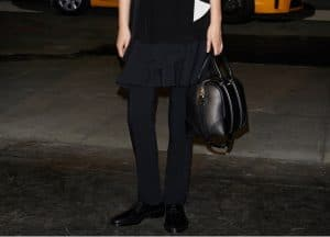 Givenchy Black Lucrezia Bag - Prefall 2013
