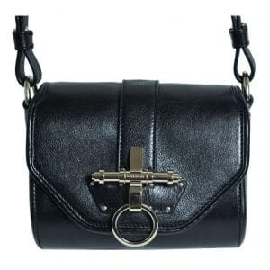 Givenchy Black Obsedia Mini Bag