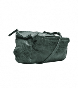 Givenchy Emerald Green Crinkle Pandora Mini Bag