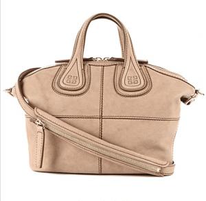 Givenchy Linen Nightingale Mini Bag