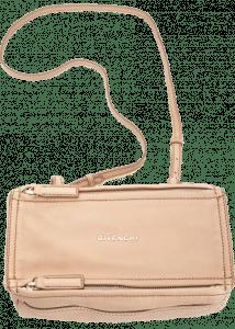 Givenchy Linen Pandora Mini Bag
