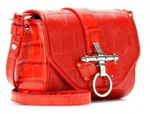 Givenchy Medium Red Obsedia Mini Bag 3