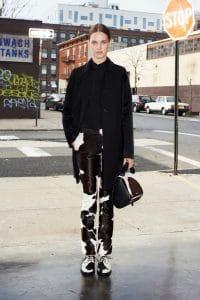 Givenchy new pandora bag with short handle and no strap
