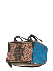 Givenchy Printed Leather Pandora Mini Bag