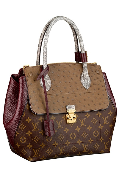 louis vuitton spring summer 2013 bag collection