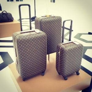 Louis Vuitton Luggages Pre-Fall 2013 Runway