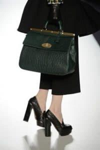 Mulberry Green Suffolk Bag