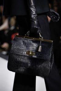 Mulberry Black Suffolk Bag