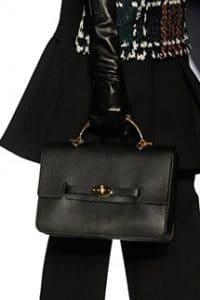 Mulberry Black Bayswater Shoulder Bag