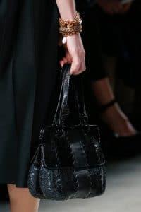 Bottega Veneta Fall 2013 Black Bag 3