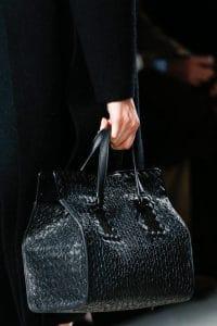 Bottega Veneta Fall 2013 Black Bag 5