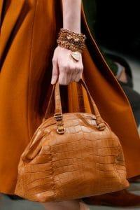 Bottega Veneta Fall 2013 Brown Bag