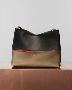 Celine Black All Soft Bag