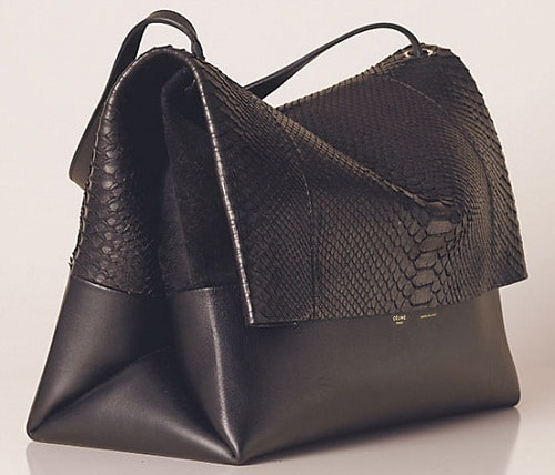 Celine Python Bags the Ultimate in Luxury | Spotted Fashion