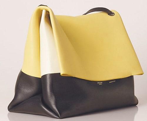 Celine Vanilla All Soft Tote Bag