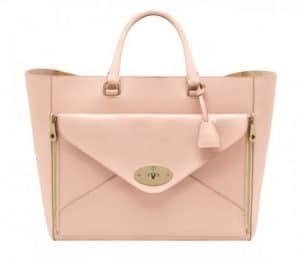 Mulberry Nude Willow Tote Medium Bag