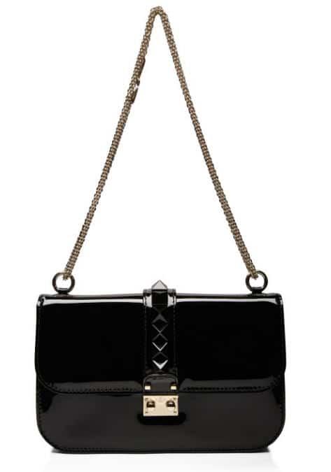 Valentino Bags Black Valentino Black Patent
