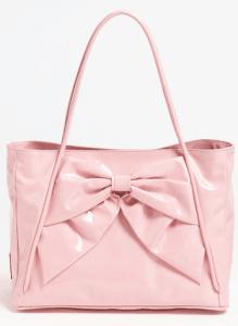 Valentino Gardenia Betty Bow Tote Bag