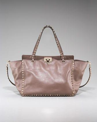 88b03500da Valentino Rockstud Tote Bag Reference Guide | Spotted Fashion