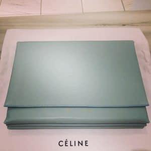 Celine Glacier Portfolio Clutch - Summer 2013