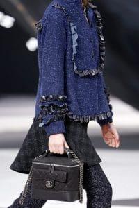 Chanel Black Bag 2 - Fall 2013 Runway