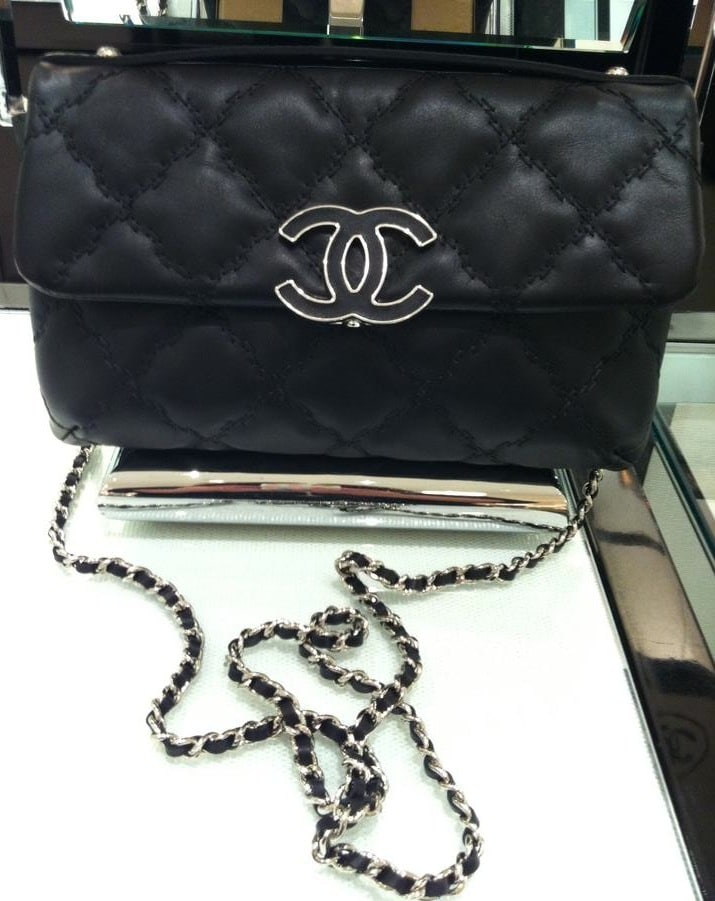 b25e209c801ee9 Chanel Hampton Enamel CC Bag Reference Guide | Spotted Fashion
