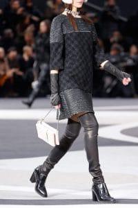 Chanel White Mini Bag - Fall 2013 Runway