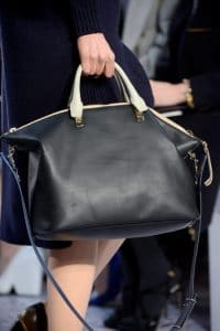Chloe Black Bag - Fall 2013 Collection