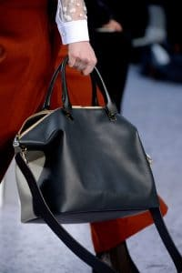Chloe Black/Ivory Bag - Pre-Fall 2013 Collection