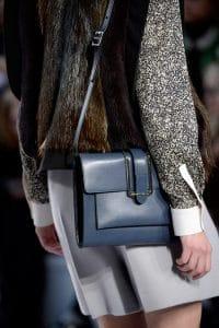 Chloe Dark Blue Flap Bag - Fall 2013 Collection