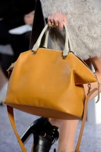 Chloe Orange Bag - Fall 2013 Collection