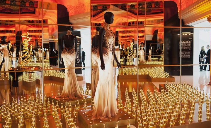 Fashion Beauty Events London: House Of Dior Collaboration With Harrods In London