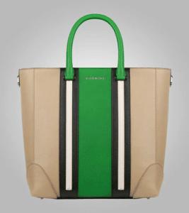 Givenchy Beige/Green/Black/Ivory Lucrezia Medium Shopping Bag - Pre-Fall 2013