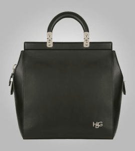 Givenchy Black Mat House De Givenchy Large Bag - Pre-Fall 2013