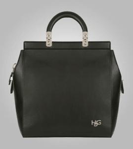 Givenchy Black Mat House De Givenchy Large Bag - Pre-Fall 2013