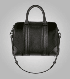 Givenchy Black Pony-Style and Print Leather Lucrezia Mini Bag - Pre-Fall 2013