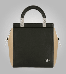Givenchy Black/Beige/Ivory House De Givenchy Small Bag - Pre-Fall 2013