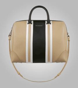 Givenchy Black/Beige/Ivory Lucrezia Bag - Pre-Fall 2013
