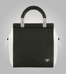 Givenchy Black/Ivory House De Givenchy Small Bag - Pre-Fall 2013