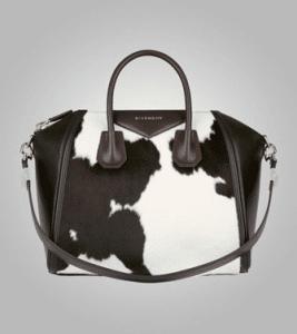 Givenchy Cow Skin Antigona Medium Bag - Pre-Fall 2013
