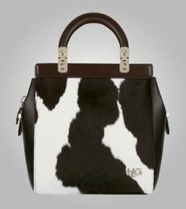 Givenchy Cow Skin House De Givenchy Small Bag - Pre-Fall 2013