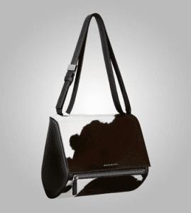Givenchy Cow Skin New Pandora Medium Bag - Pre-Fall 2013