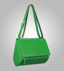 Givenchy Green New Pandora Medium Bag - Pre-Fall 2013
