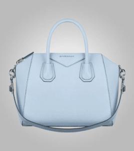 Givenchy Light Blue Antigona Small Bag - Pre-Fall 2013