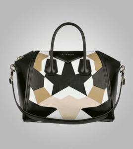 Givenchy Patchwork Antigona Medium Bag - Pre-Fall 2013