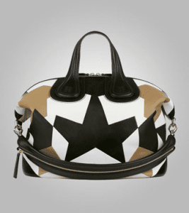 Givenchy Patchwork Nightingale Medium Bag - Pre-Fall 2013