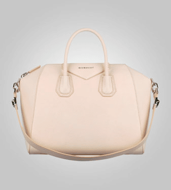 79c4d498c9 Givenchy Skin-Coloured Antigona Medium Bag - Pre-Fall 2013