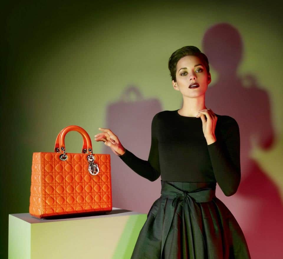 2017 fashion marion cotillard for lady dior cruise campaign gone rogue