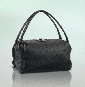 Louis Vuitton Black Mahina Galatea PM Bag